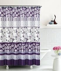 purple shower curtains u2013 teawing co