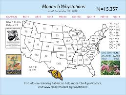 Indiana Time Zone Map by Monarch Watch