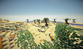 Minecraft Pvp Maps 23rd Rising Dunes A Kit Pvp Map Mcgamer Network