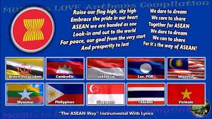 Slavic Flags Asean Anthem