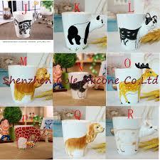 high quality wholesale animal shaped mugs from china animal shaped
