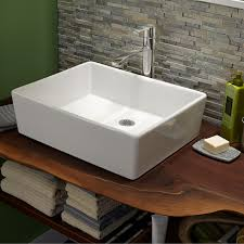 loft above counter bathroom sink american standard