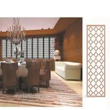 Freestanding Room Divider by Freestanding Powder Coated Metal Room Divider Best Price High