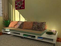 Pallet Cushions by Diy Pallet Couch Cushions Ideas