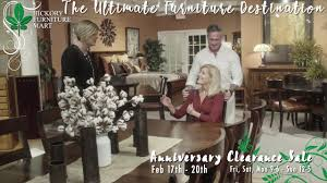 hickory furniture mart anniversary clearance sale 2017 youtube