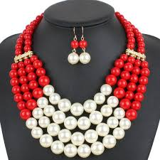 big fashion pearl necklace images Buy simulate pearl necklace new fashion imitate plastic hyperbole jpeg