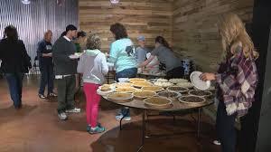 hunger feeds needy thanksgiving dinner asking for winter