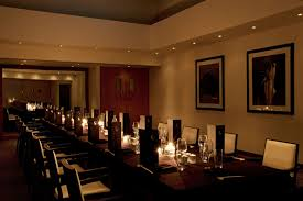 private dining nobu restaurants