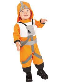 Rebel Halloween Costume Toddler Wing Fighter Pilot Costume