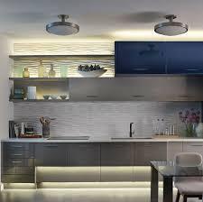 kichler light layering modern kitchen accentlightsonly sq