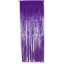 xl foil door curtains for party decoration event halloween