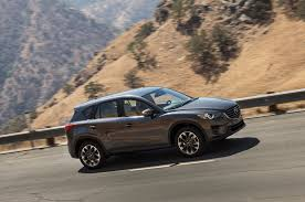 2016 Mazda Cx 5 First Look Motor Trend