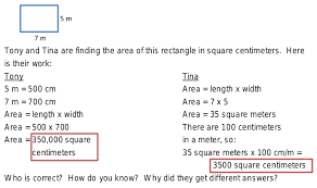 Square Meter Main Lesson Plans For Teaching Math For Kids Grade Lesson Plans