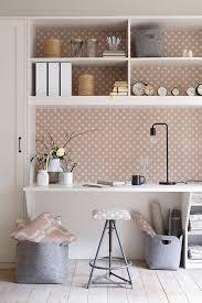papier peint pour bureau aménagement d un petit espace de travail le bureau style