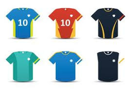 desain kaos futsal jepang soccer jersey free vector art 1137 free downloads