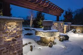 Kichler Step Lights Hardscape Lights Illinois Landscape Supply
