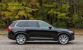 2017 volvo xc90 in depth model review car and driver