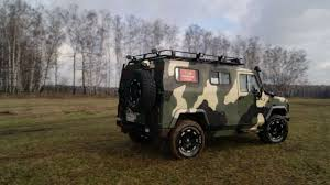 uaz hunter tuning 246 uaz 469 scorpion russian auto tuning youtube