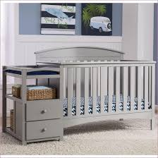 Convertible Cribs With Storage Convertible Cribs Silver Country Storkcraft White Convertible