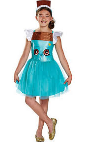 Party Halloween Costumes Kids Girls Shopkins Costumes U0026 Accessories Kids Party