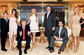 donald trump family enter the medieval clan medieval histories