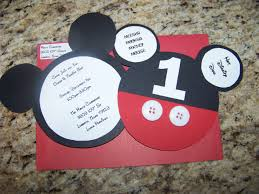 mickey mouse printable birthday invitations diy mickey mouse invitations template best template collection