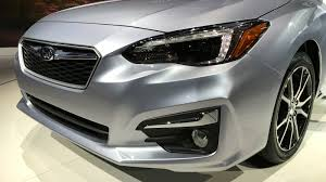 2017 subaru impreza hatchback white 2017 subaru impreza hatch and sedan gallery photos 1 of 20