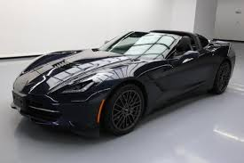 corvette used cars for sale used 2015 chevrolet corvette stingray car for sale at auctionexport