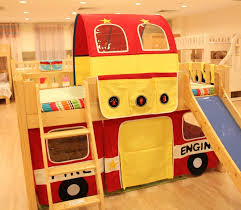 themed children bed decorations