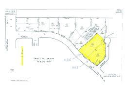 Los Angeles County Assessor Map by 1155 Ronda Drive Manhattan Beach 90266 Nordine Realtors