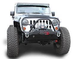 jeep windshield stickers jk front bumper mauler stubby jeep wrangler 07 17 jcroffroad