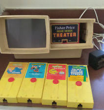fisher price movie viewer ebay