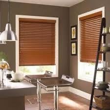 Shortening Faux Wood Blinds Home Decorators Collection White 2 In Faux Wood Blind 35 In W
