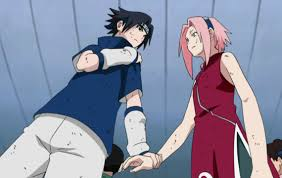 sasuke and sakura and kid