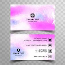 carte visite artiste vectors photos and psd files free download