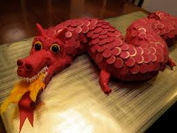 chinese dragon cake 100 year cake custom cakes pinterest