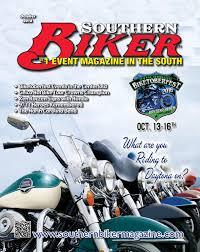 southern biker magazine october 2016 by kristin gracy issuu