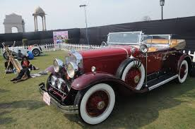 rare cars vintage car rally delhi vintage car rally displays over 100 rare