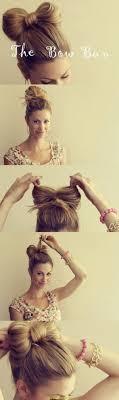 Hochsteckfrisurenen Selber Machen Glatte Haare by 100 Hochsteckfrisurenen Glatte Haare Selber Machen Kreativ
