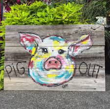 The Pants Barn 16x24 Pig Out On Reclaimed Barn Wood At Walking Pants Curiosities