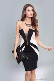 amnesia ruha amnesia szépséges elegáns fekete púder ruha új női egész ruha