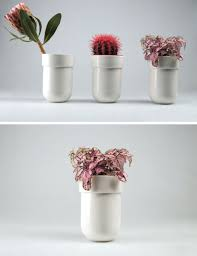 Vases For Home Decor Floral Decor Is Made Easy With These Ceramic Wall Mounted Vases