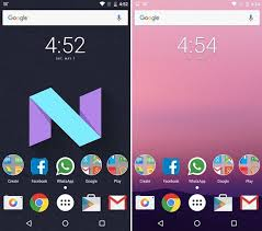themes android paling bagus 10 cool nova launcher themes that look amazing beebom