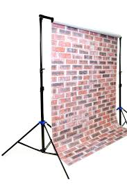vinyl backdrops brick wall printed vinyl backdrop savage universal