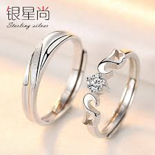 wedding ring japan net ring a pair of men and women personalized jewelry