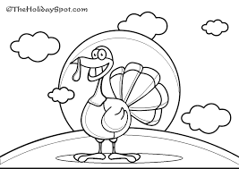 coloring book and pictures to color for thanksgiving day