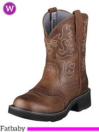 ariats womens boots nz s fatbaby saddle boots fatbaby toe russet rebel 10000860
