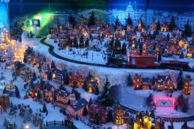 pacificaps friary christmas village continues