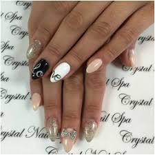 crystal nail spa home