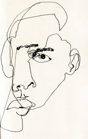 best 25 continuous line drawing ideas on pinterest line drawing
